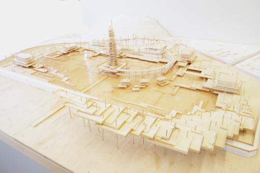 【建築学科】卒業設計優秀作品 各種賞を受賞!