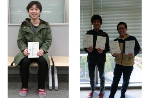 【情報工学科】CGエンジニア検定・画像処理エンジニア検定に合格!