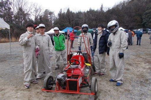 【機械システム工学科】全日本EV&ゼロハンカーレースに参戦!