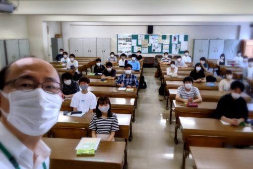 【生物工学科】対面授業再会