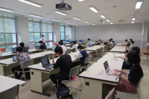 【工学部】対面授業開始、新しいBYOD室も利用開始