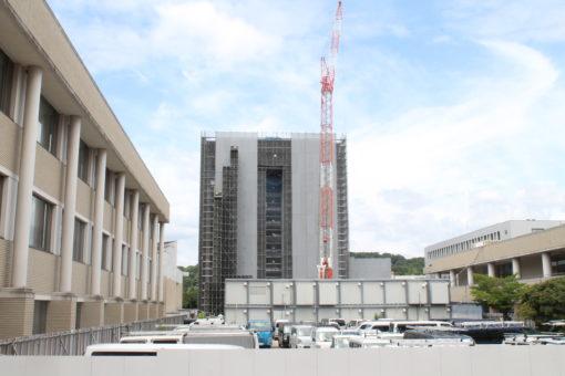 【福山大学】『未来創造館』建設中!!!!!!!!(その8)