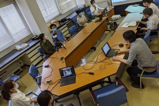 【生物工学科】Zoomでオープンキャンパス!