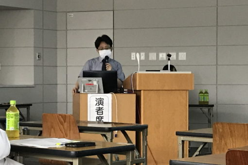 【社会連携センター】コロナ禍でも川崎医科大学の学術集会で発表!
