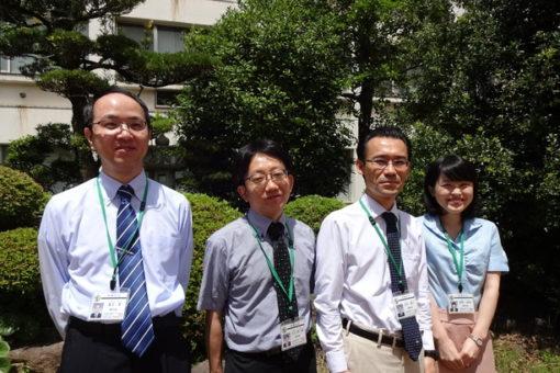 薬学部フレッシャーズ、4名の教員が加わりました!