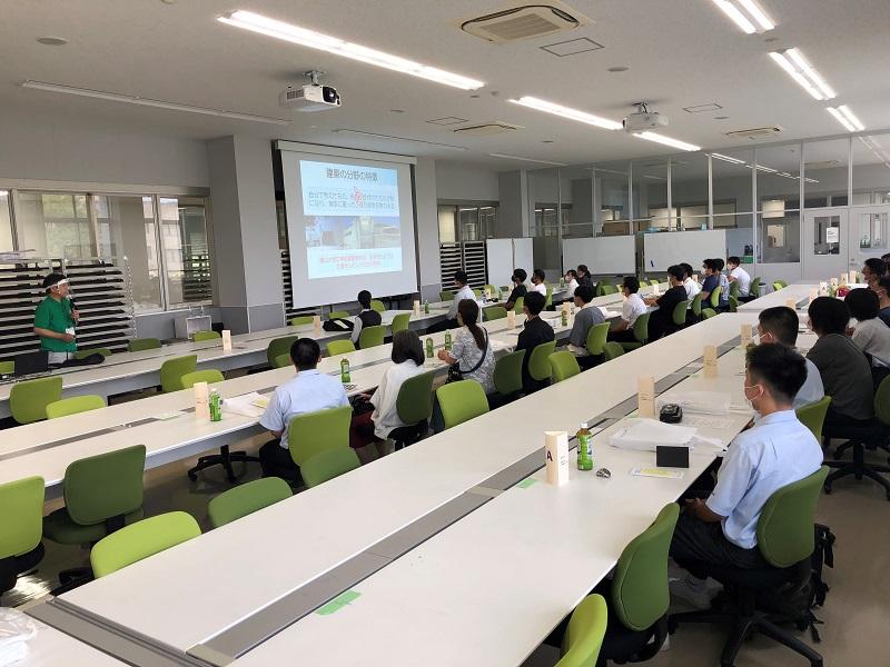 キャンパス見学会(9月12日)
