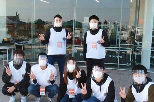 【経済学科】広島ドラゴンフライズと連携したサービスラーニング