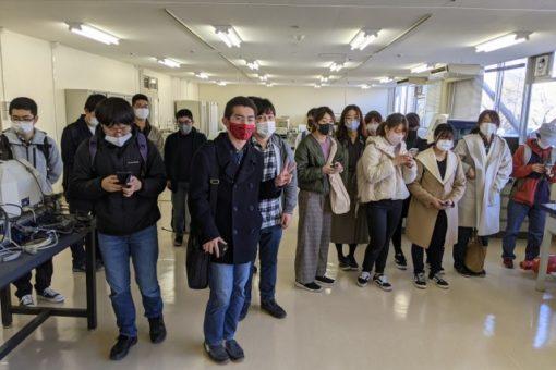 【生物工学科】最後の7号館共同利用センター見学会