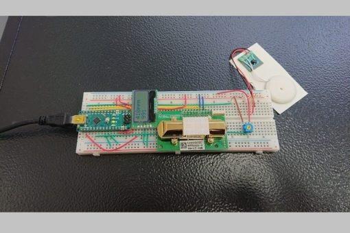 【工学部】密閉回避のための二酸化炭素酸濃度警報機を製作!