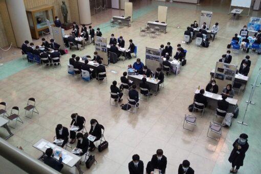 【建築学科】業界説明会を開催!