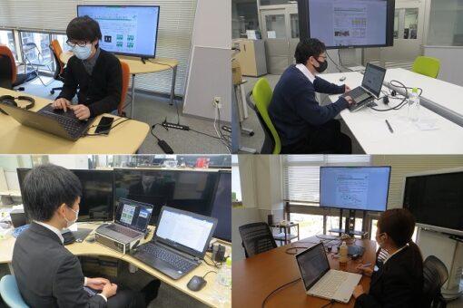 【情報工学科】ISS特別企画「学生ポスターセッション」でオンライン発表!