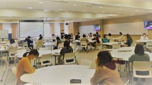 【生命栄養科学科】新入生オリエンテーション