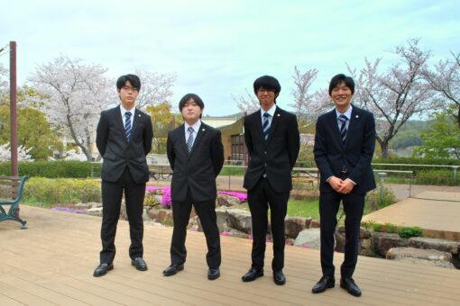 【スマートシステム学科】大学院生が入学式に参加しました!
