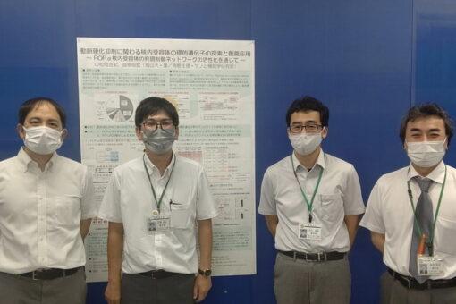 【社会連携センター】3密を避けて川崎医科大学の学術集会で発表!